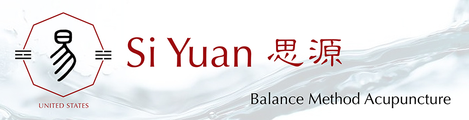 Si Yuan – Balance Method Acupuncture – U.S.A